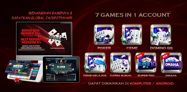 Poker DominoQQ Online